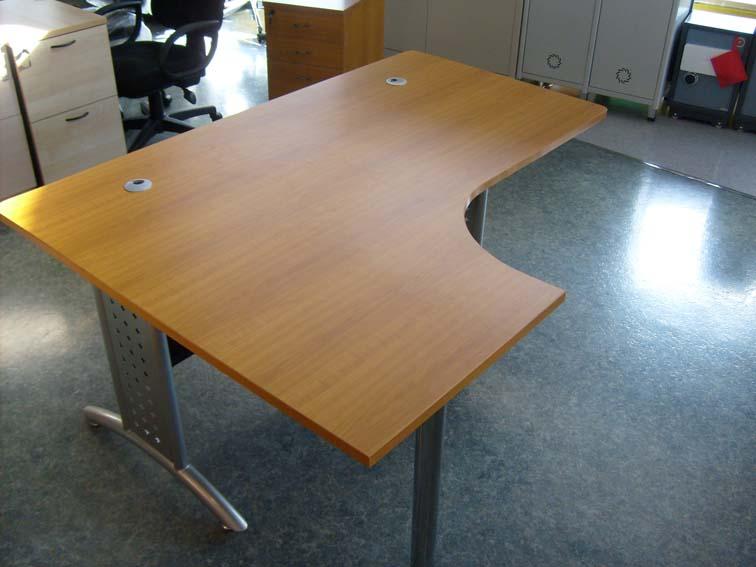 Plan compact l retour bureau tahiti mobilier de