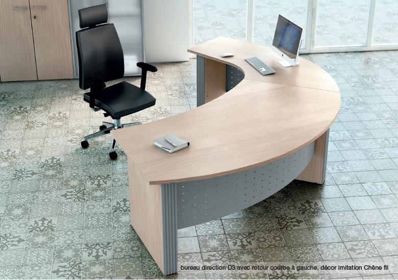Bureau direction buronomic bureau tahiti mobilier de bureau