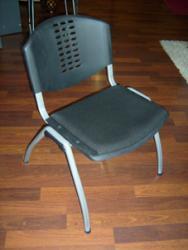 Chaise NF01A+01 Noir